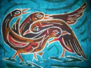 Batik by Abby Paffrath